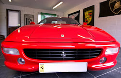 Ferrari 355 - Detail by Just Detailing Services