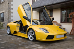 Lamborghini Murcielago - Detail by Just Detailing Services